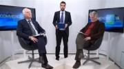Le novità fiscali della finanziaria 2017. In studio il presidente Leonardo Focardi e il presidente Federconsumatori Toscana Fulvio Farnesi