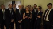 Festa dei 50 anni per l'Unione Giovani, il congedo della Presidente Erika Cresti