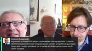 Video-diretta tra il Presidente Leonardo Focardi e il sindaco di Firenze Dario Nardella