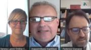 Confronto tra Serena Lanini Consigliera ODCEC Firenze e Federico Gianassi, Assessore del Comune di Firenze a Bilancio e attività produttive